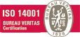 BV Certification-ISO 14001