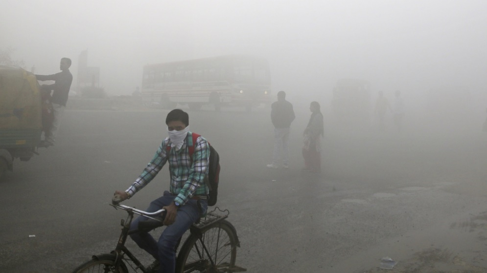 Poročilo o meritvah koncentracije delcev PM10