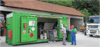 Akcija zbiranja v obcini Laško
